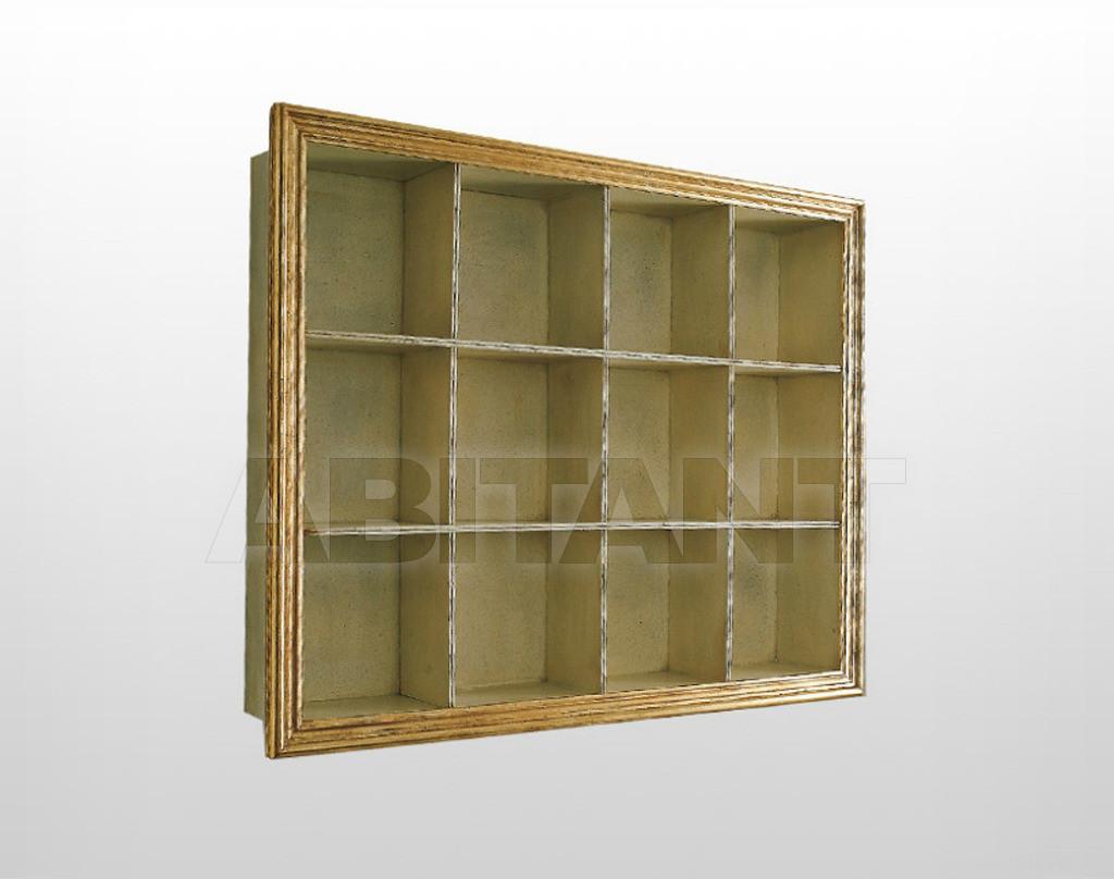 Купить Шкаф книжный GASTONE ORIZZONTALE Volpi Sedie e Mobili imbottiti s.r.l. Classic Living 2890