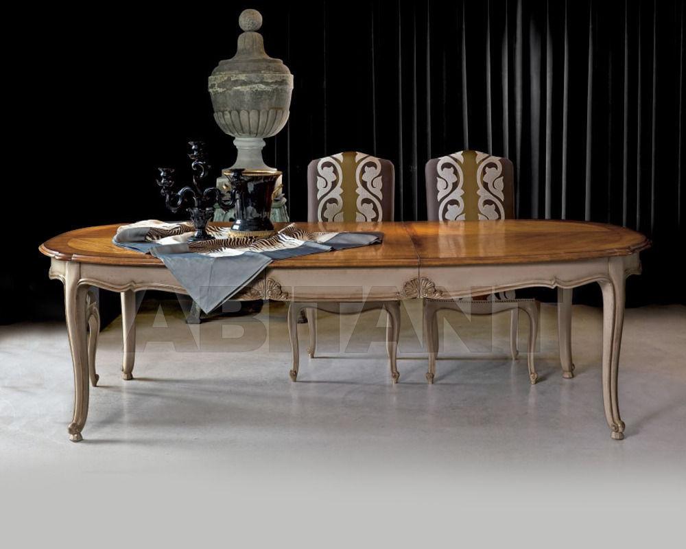 Купить Стол обеденный Salda Arredamenti Sr Argento 8578