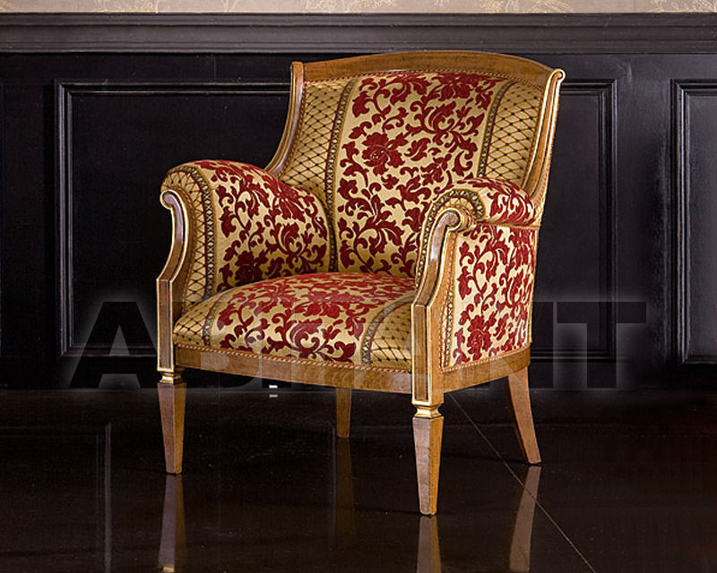 Купить Кресло Morello Gianpaolo Anteprima 1372/W