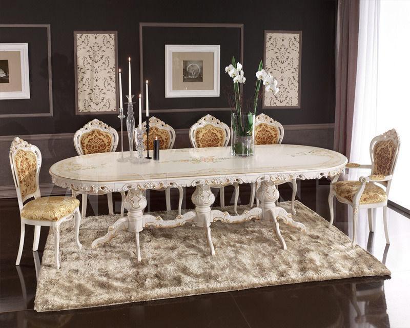 Купить Стол обеденный Morello Gianpaolo Anteprima 1326/W