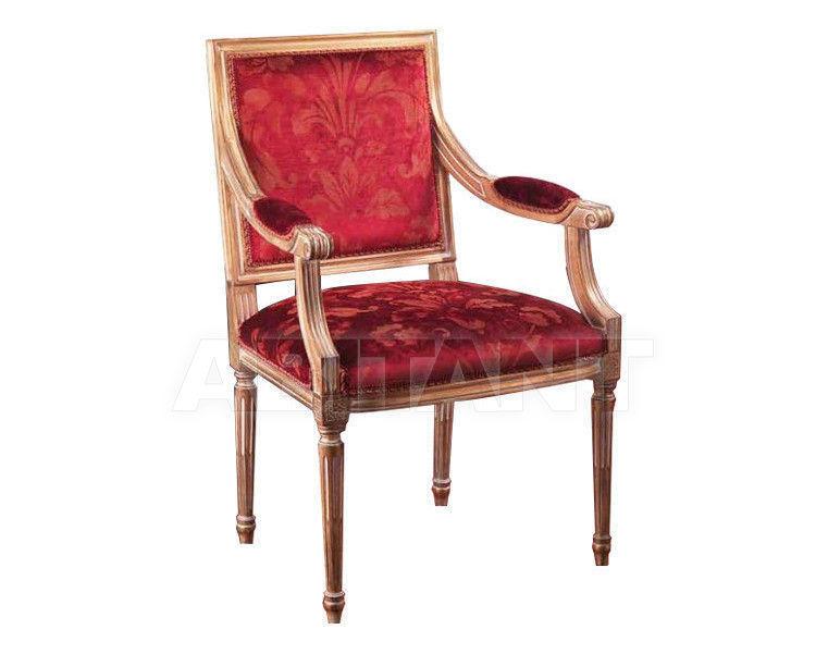 Купить Стул с подлокотниками Busnelli Fratelli Seats Collection 056
