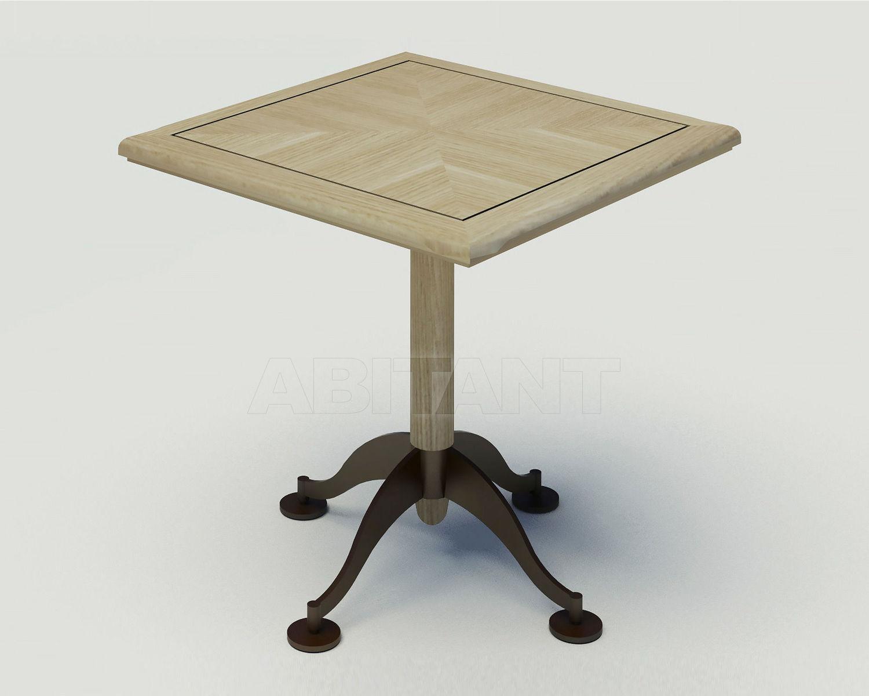 Купить Столик кофейный Paolo Castelli  Domodinamica BISTROT TAVOLO QUADRATO