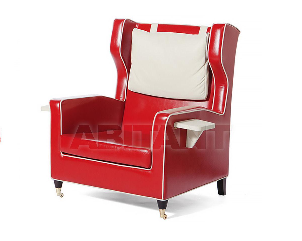 Купить Кресло Paolo Castelli  Domodinamica garibaldi red