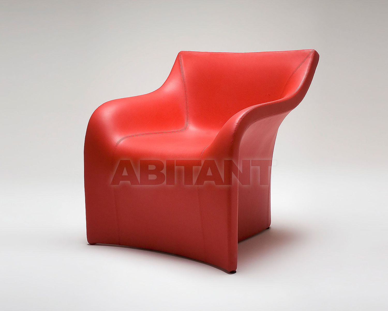 Купить Кресло Paolo Castelli  Domodinamica mist red
