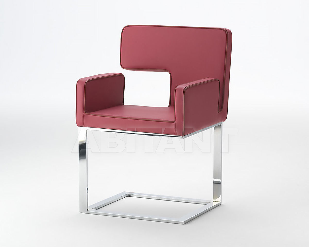 Купить Кресло Paolo Castelli  Domodinamica ELLE CHAIR WITH ARMS
