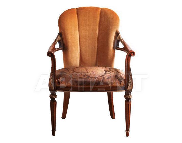 Купить Стул с подлокотниками Busnelli Fratelli Seats Collection 521