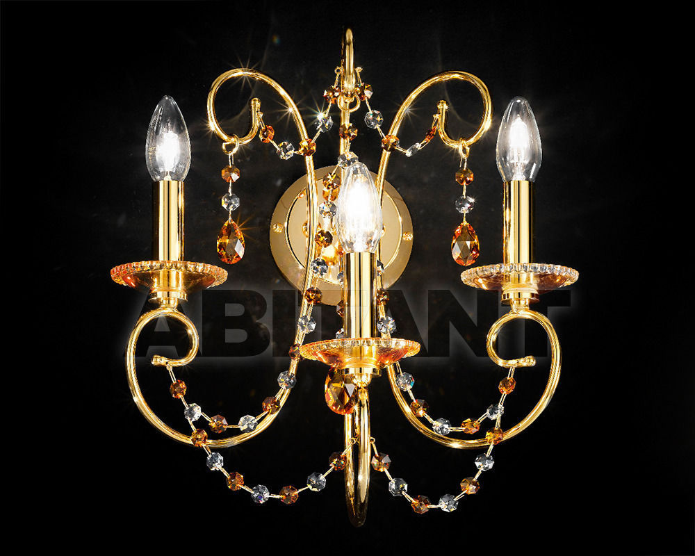 Купить Светильник настенный OR Illuminazione s.r.l.  Balla 608/A3