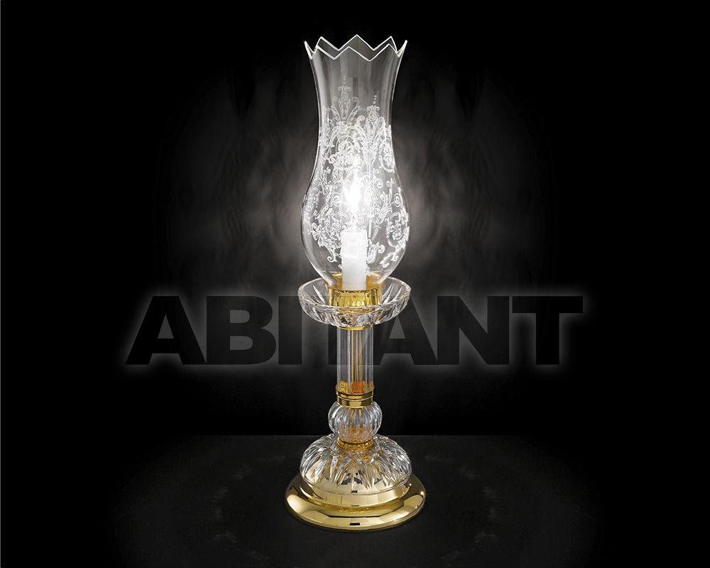 Купить Лампа настольная OR Illuminazione s.r.l.  Tiepolo 413/LG ASF
