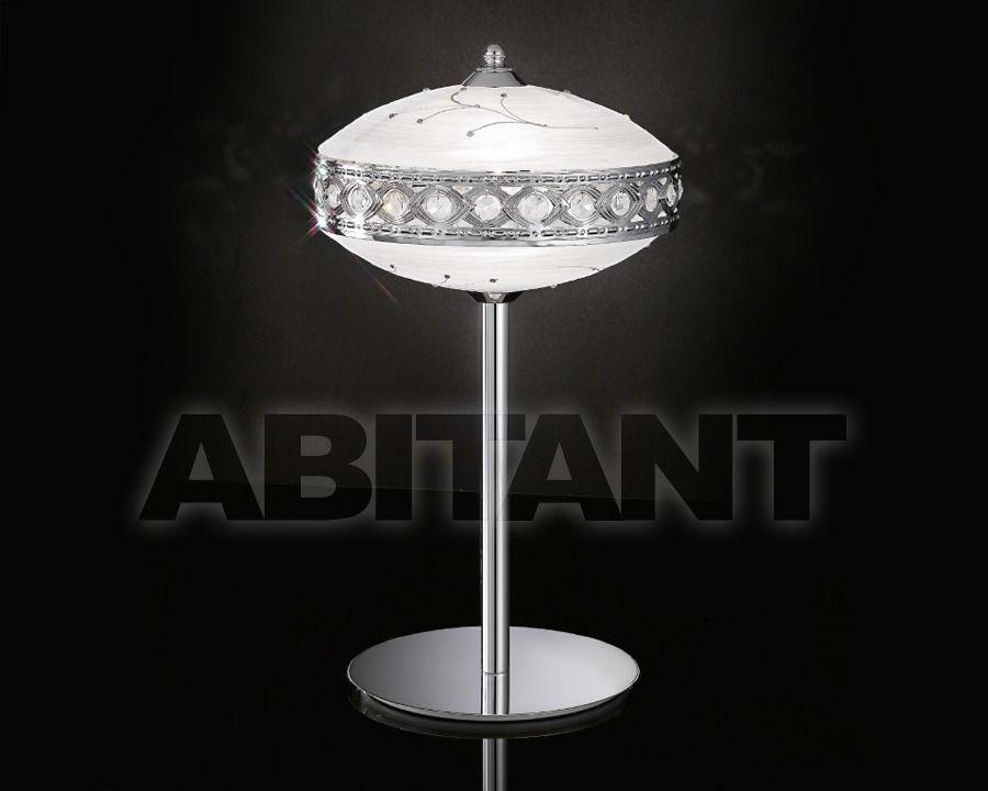 Купить Лампа настольная OR Illuminazione s.r.l.  Vanvitelli 472/LT CR