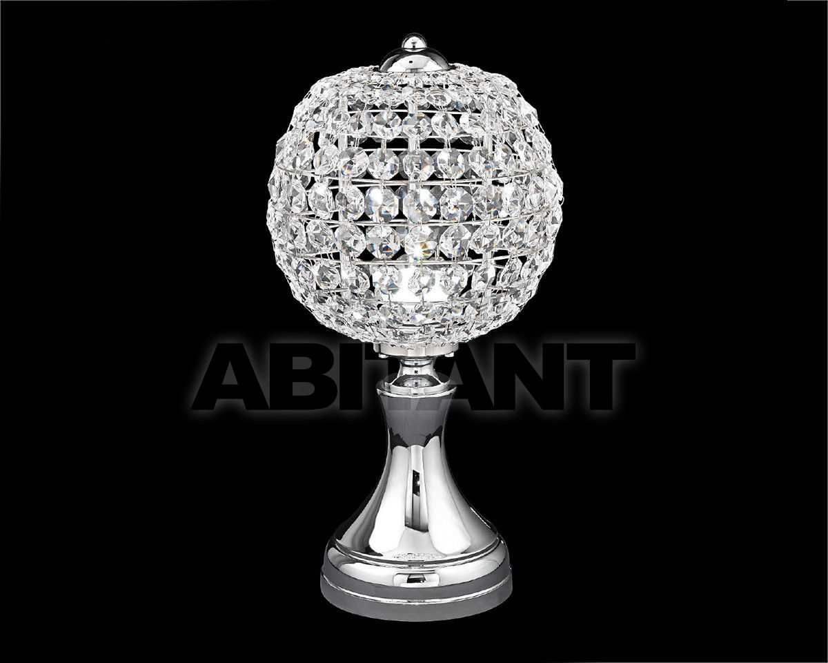 Купить Лампа настольная OR Illuminazione s.r.l.  Balla 708/LT CR ASF