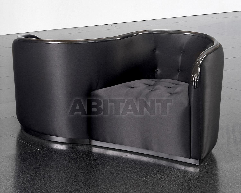 Купить Диван VIS-À-VIS DE GALA B.D (Barcelona Design) ART DA0061BL