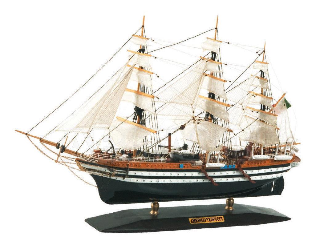 Купить Интерьерная миниатюра Amerigo Vespucci  Caroti Srl Vecchia Marina 7636