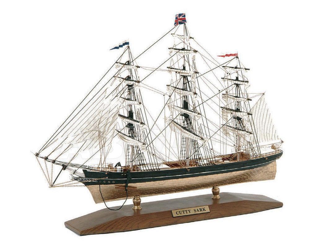 Купить Интерьерная миниатюра CUTTY SARK Caroti Srl Vecchia Marina 7601