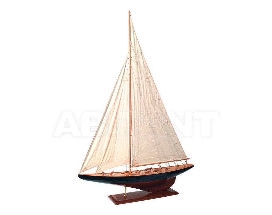 Купить Интерьерная миниатюра CLASS DISPLAY YACHT Caroti Srl Vecchia Marina 7439