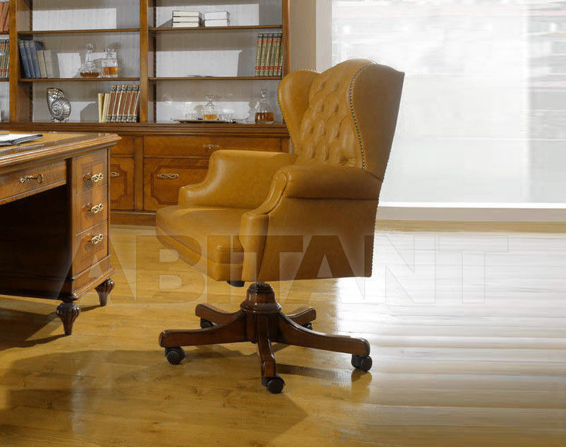 Купить Кресло для кабинета Zilio 2012 4850