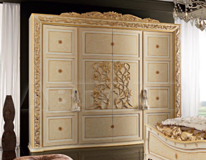 Купить Шкаф гардеробный Bacci Stile Alise'e 504 oro