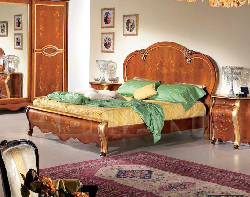 Купить Кровать Enzo Benetti Arena A962