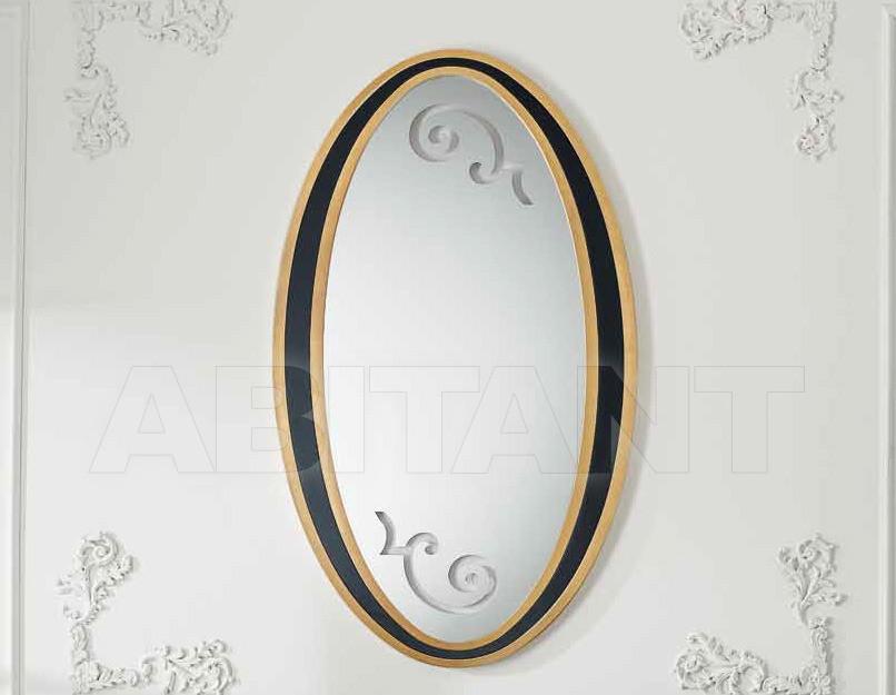 Купить Зеркало настенное Bacci Stile Home Boulevard HB 025 oro