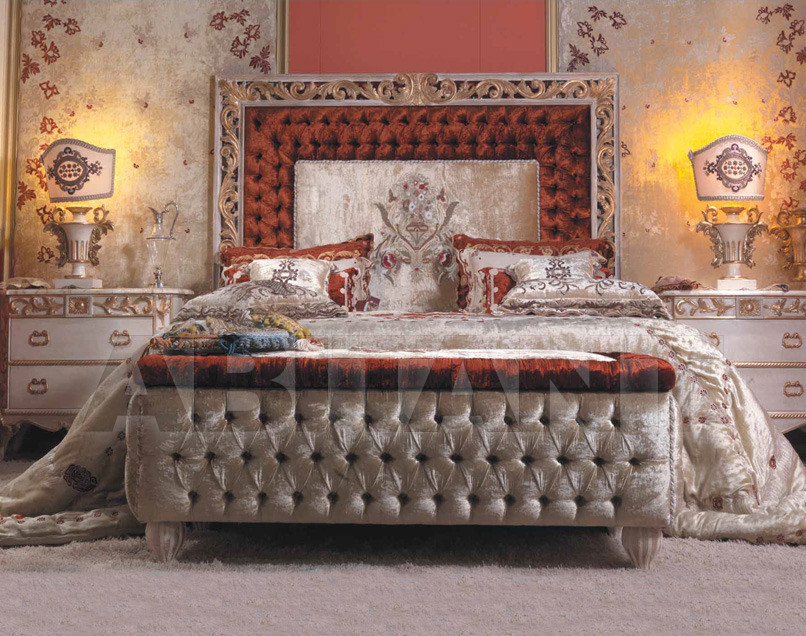 Купить Кровать Cortina LaContessina Mobili R-8076