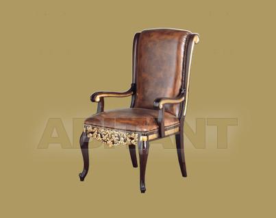 Купить Стул с подлокотниками AR Arredamenti Grand-royal 409/P