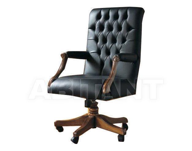 Купить Кресло для кабинета L'artigiana Santa Cruz 443
