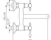 Схема Смеситель для кухни Giulini Cucina 7502 Современный / Скандинавский / Модерн