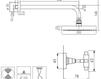 Схема Душевая система Giulini G5 7915WB Современный / Скандинавский / Модерн