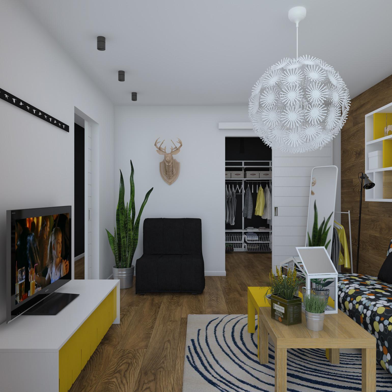 Интерьеры квартир бюджетные фото