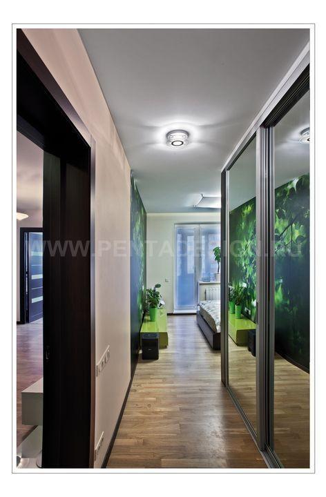 Двухкомнатная квартира в доме серии и-155 на подмосковном бу.