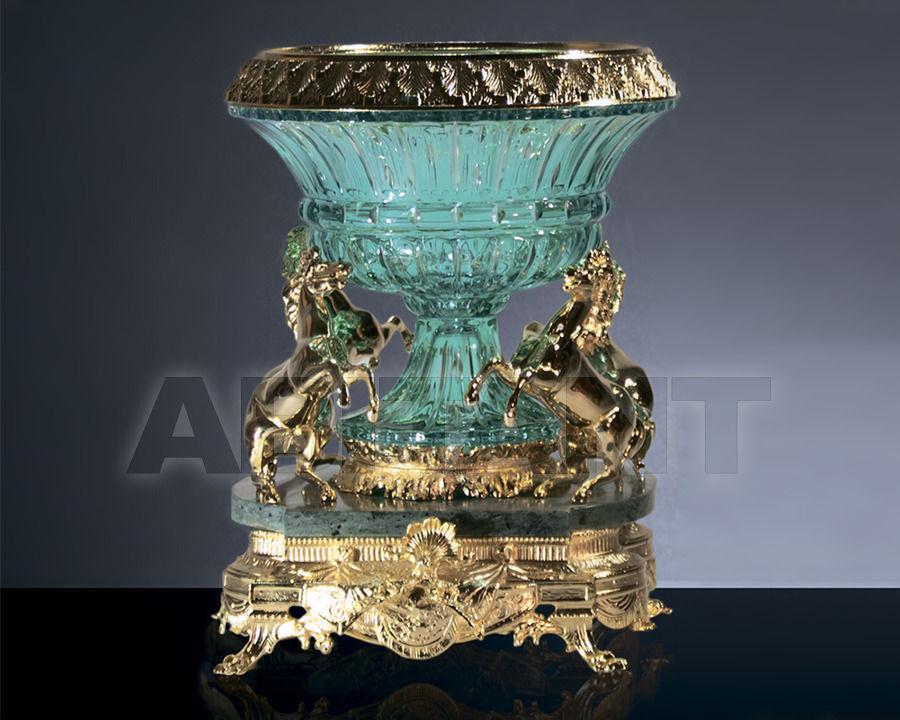 Купить Ваза Olympus Brass snc di Alberti W. White 157 cr 2