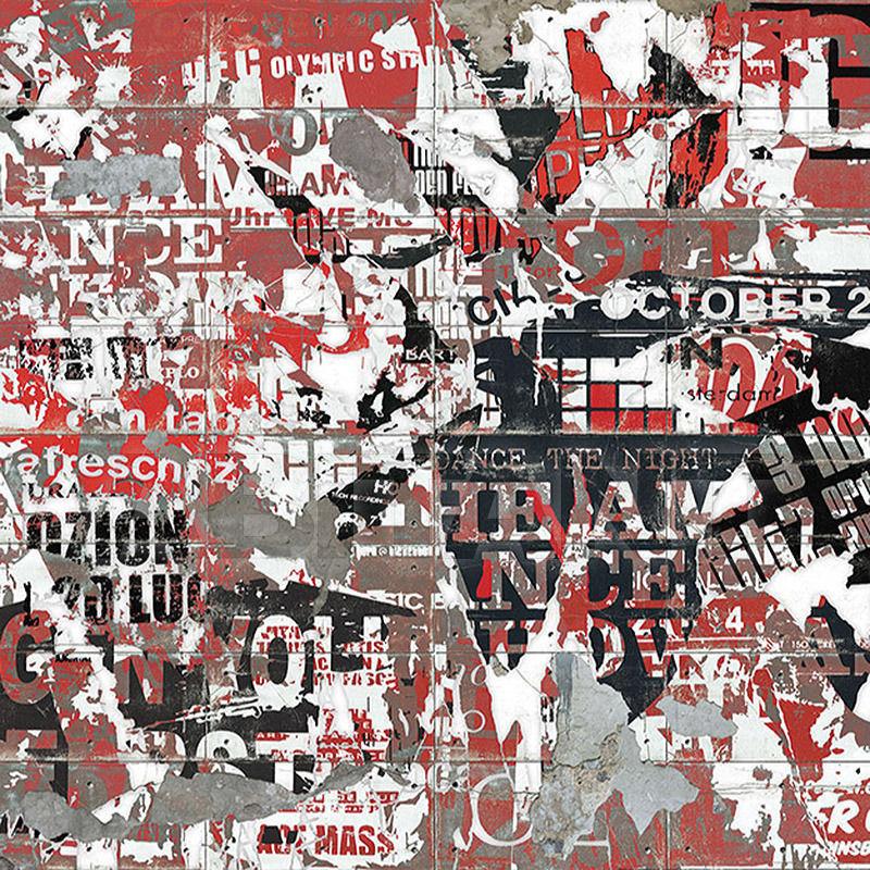 Купить Бумажные обои Streetcleaner LondonArt - Grafika S.r.l.  ETEREA 14 14077 1
