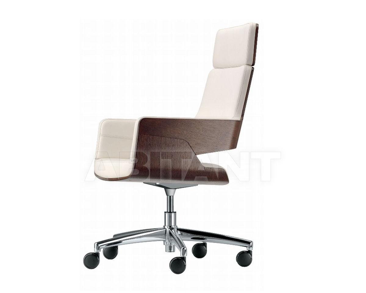 Купить Кресло для руководителя Thonet 2015 S 845 DRWE