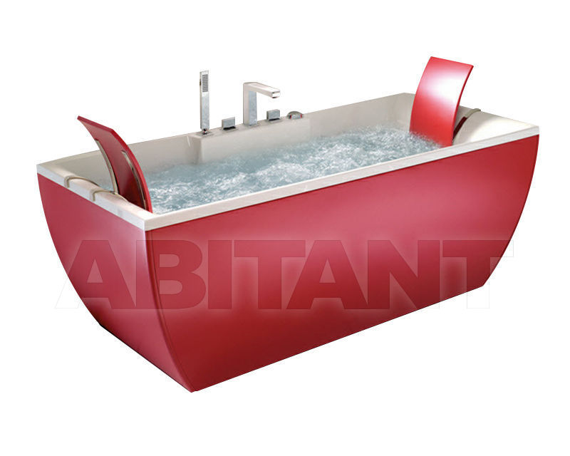 Купить Ванна гидромассажная BluBleu Free Color Kali' Color 180