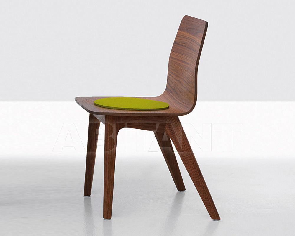 Купить Стул Zeitraum Moebel Stühle & Bänke ID + Seat cushion felt  3