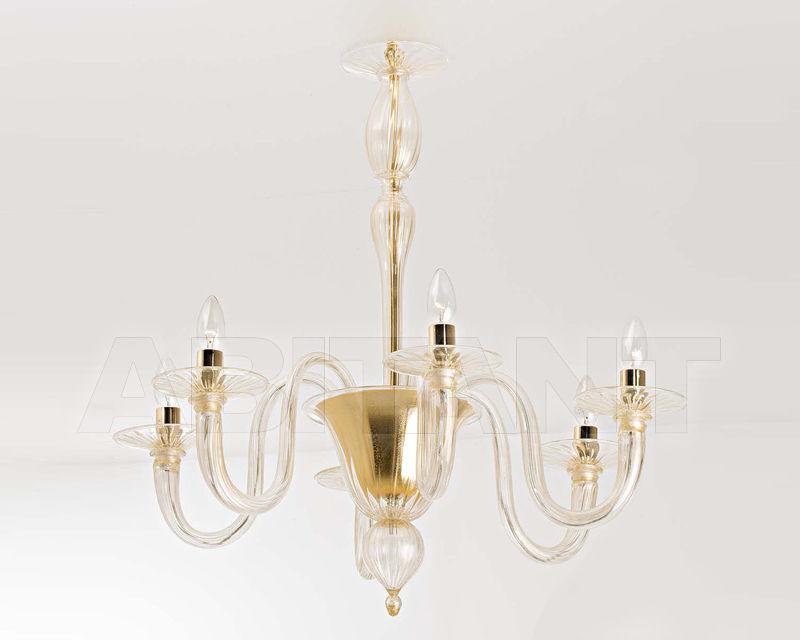 Купить Люстра Arte di Murano Lighting Classic 6653 6