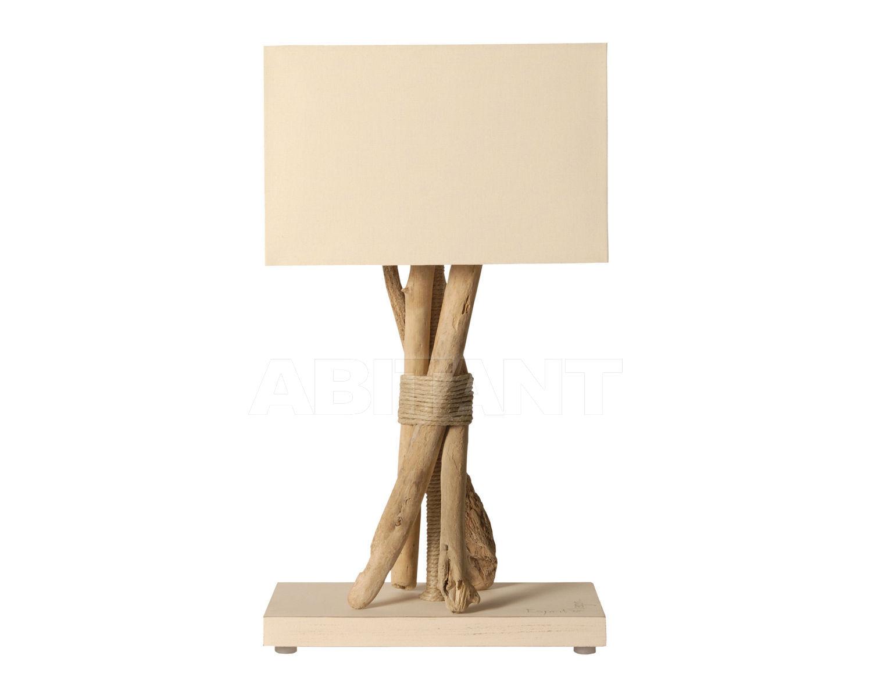 Купить Лампа настольная Coc'Art Créations Esprit de Lagon L45 ECU