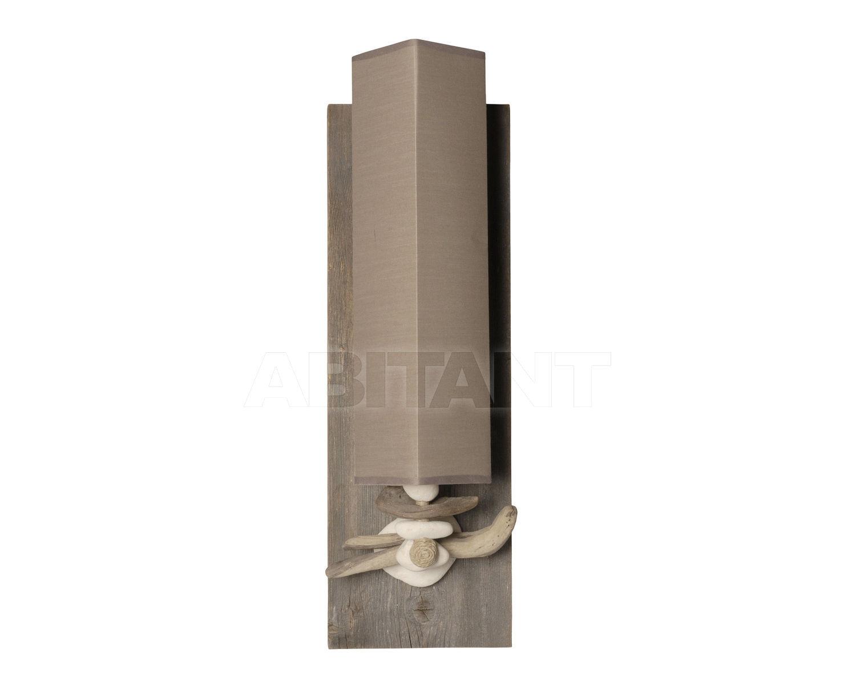 Купить Светильник настенный Coc'Art Créations Quai des Grumes Quai 17 CBR