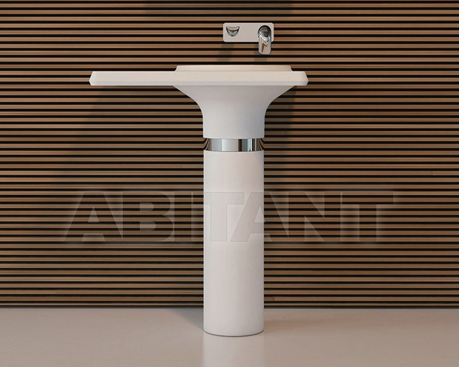 Купить Раковина с пьедесталом Inbani VASE VS002 VS011