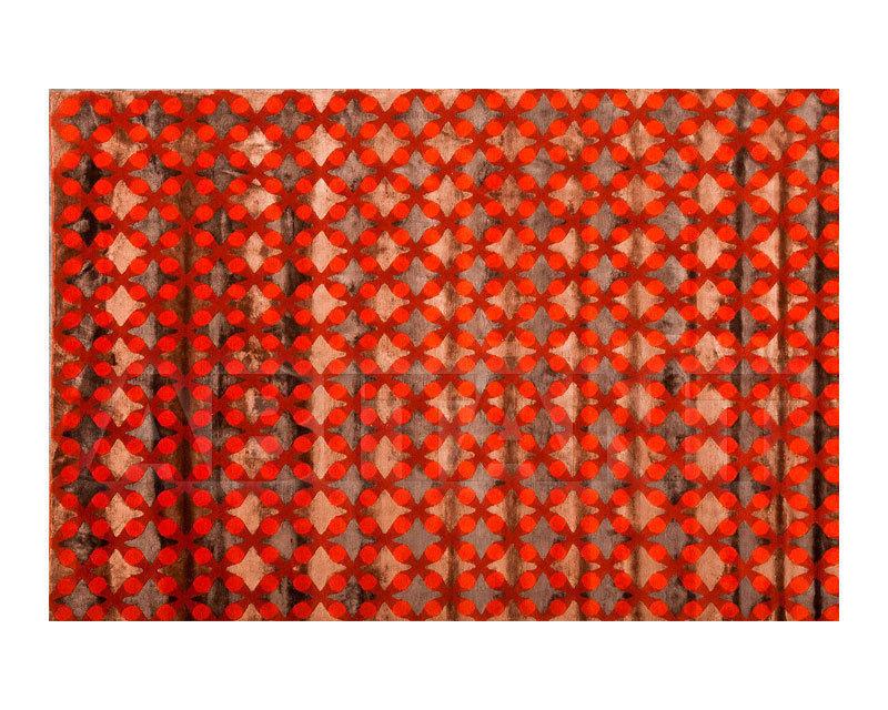 Купить Ковер дизайнерский SQUEEZESTAR Now Carpets 2015 SR-01