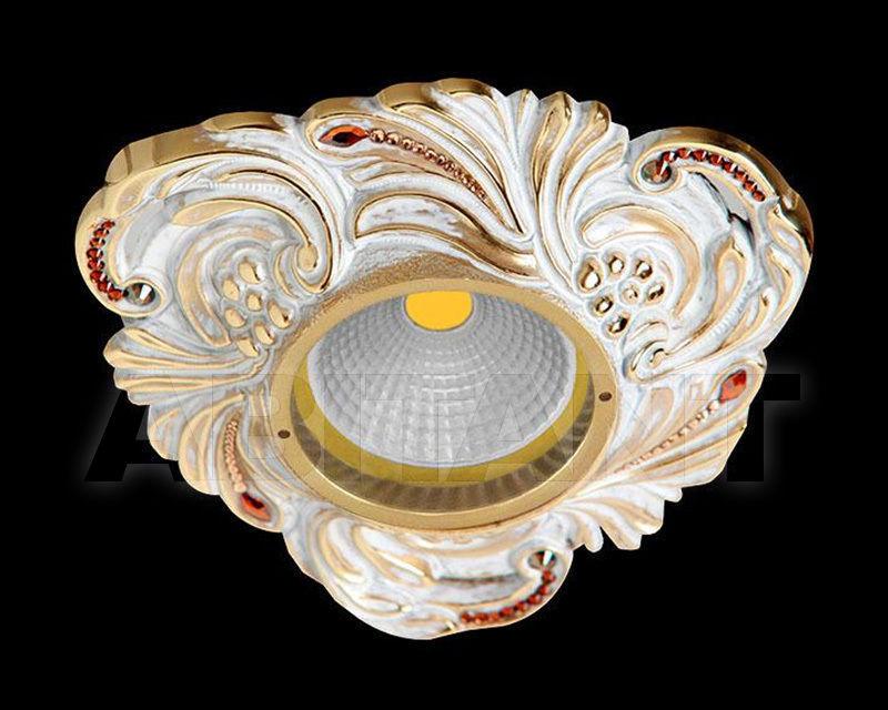 Купить Светильник точечный FEDE DE LUXE FD1009ROPCL