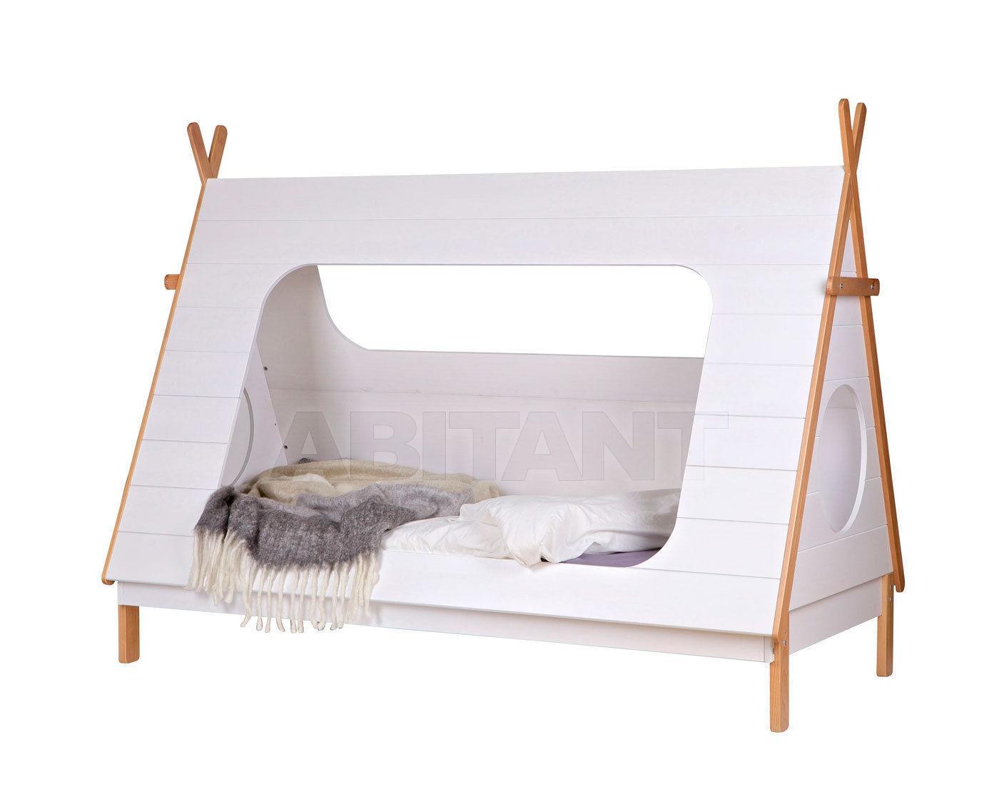 Купить Кровать детская De Eekhoorn 2015 380100-W