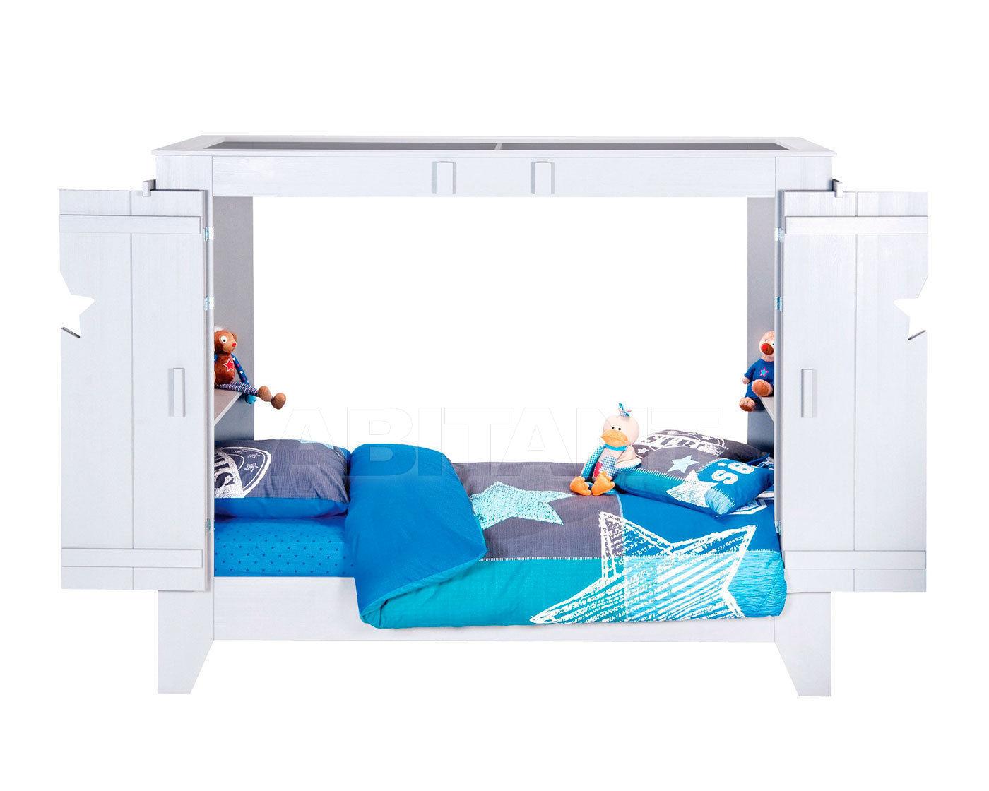 Купить Кровать детская De Eekhoorn 2015 550226-GBW