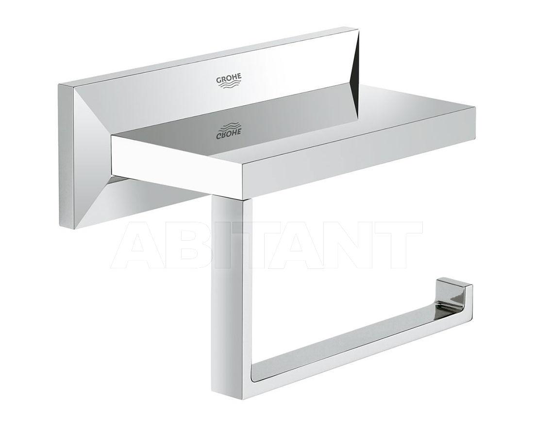 Купить Держатель для туалетной бумаги Allure Brilliant Grohe 2012 40 499 000