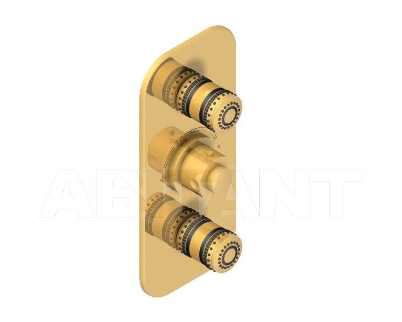 Купить Смеситель термостатический THG MONTE CARLO PORCELAINE OR U8B.5400B
