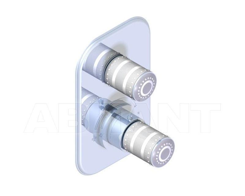 Купить Смеситель термостатический THG MONTE CARLO PORCELAINE OR BLANC U8C.5300B