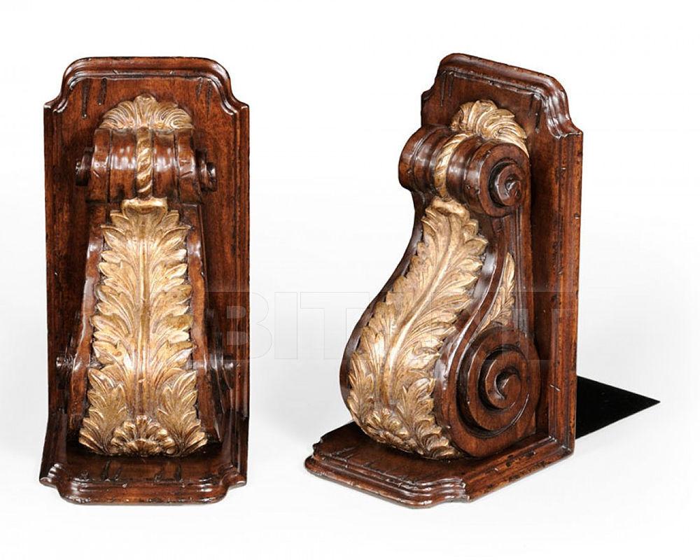 Купить Держатель для книг Jonathan Charles Fine Furniture Windsor 494006-WAL