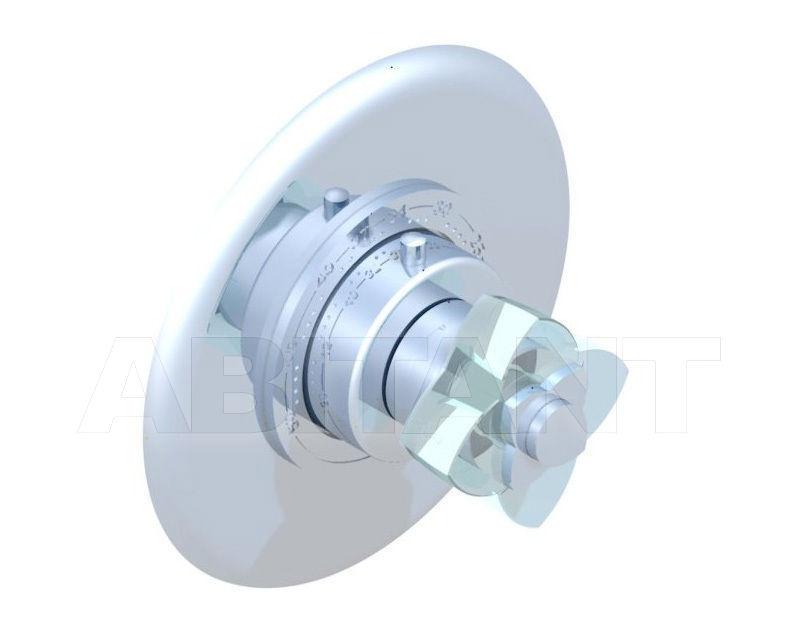 Купить Смеситель термостатический THG PÉTALE DE CRISTAL CLAIR U6A.15EN16EM