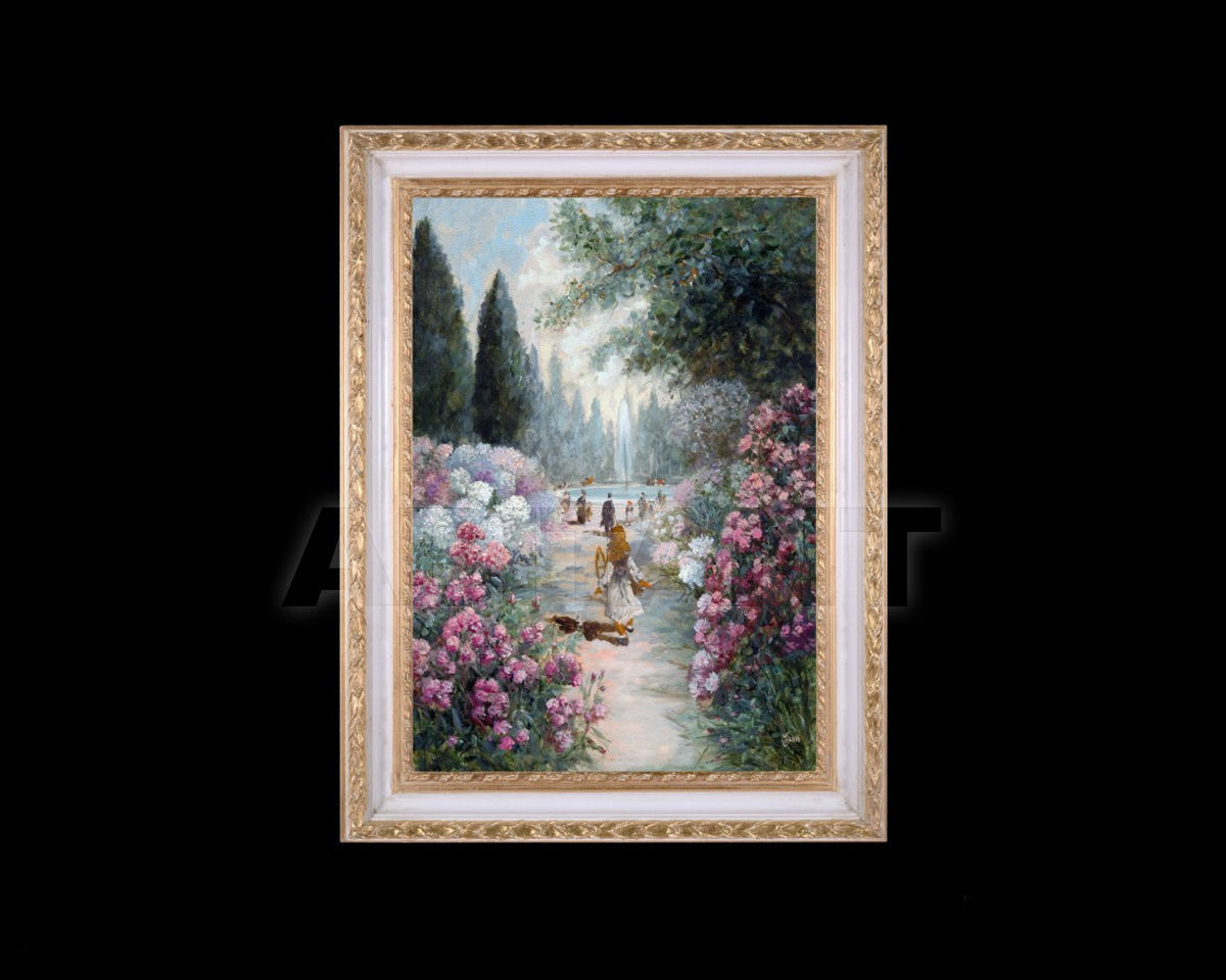 Купить Картина The month of June Barj - Buzzoni s.r.l. IMPRESSIONIST VIEWS 35