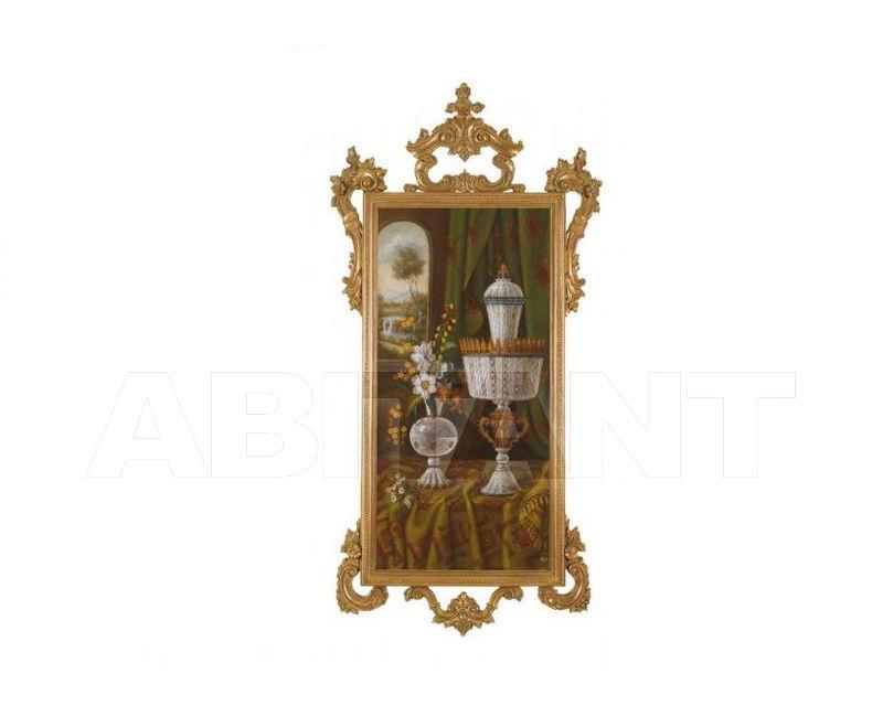 Купить Картина Invaluable Murano Recollections II Barj - Buzzoni s.r.l. Classic H3286