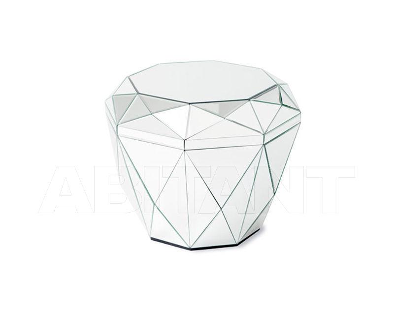 Купить Столик журнальный Reflections by Hugau 2016 DIAMOND TABLE Silver